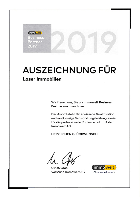 immowelt Business-Partner 2019